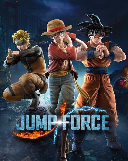 Trailer released for the game Jump Force