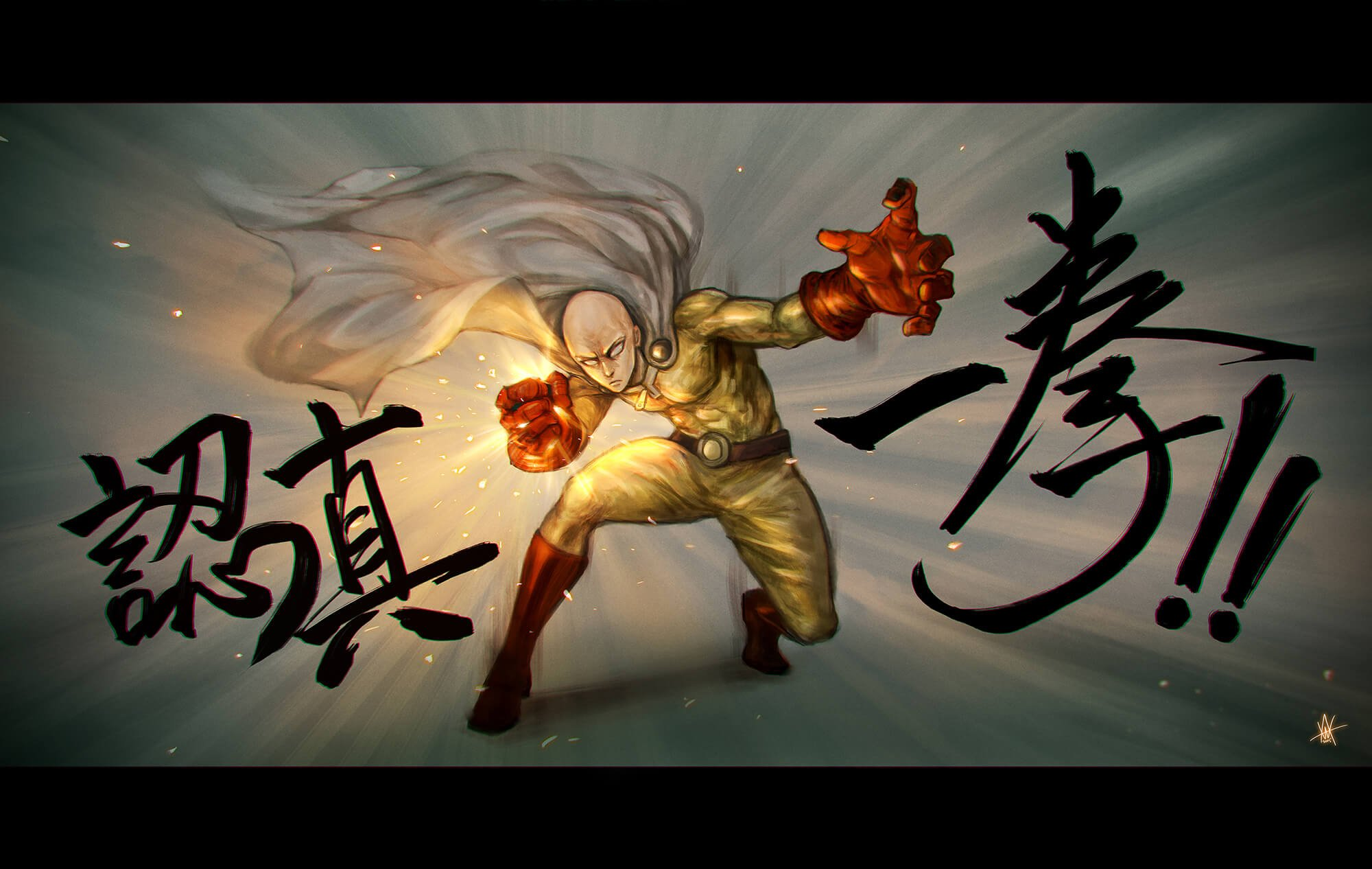 One-Punch Man Season 2 Release Date is 9th April 2019