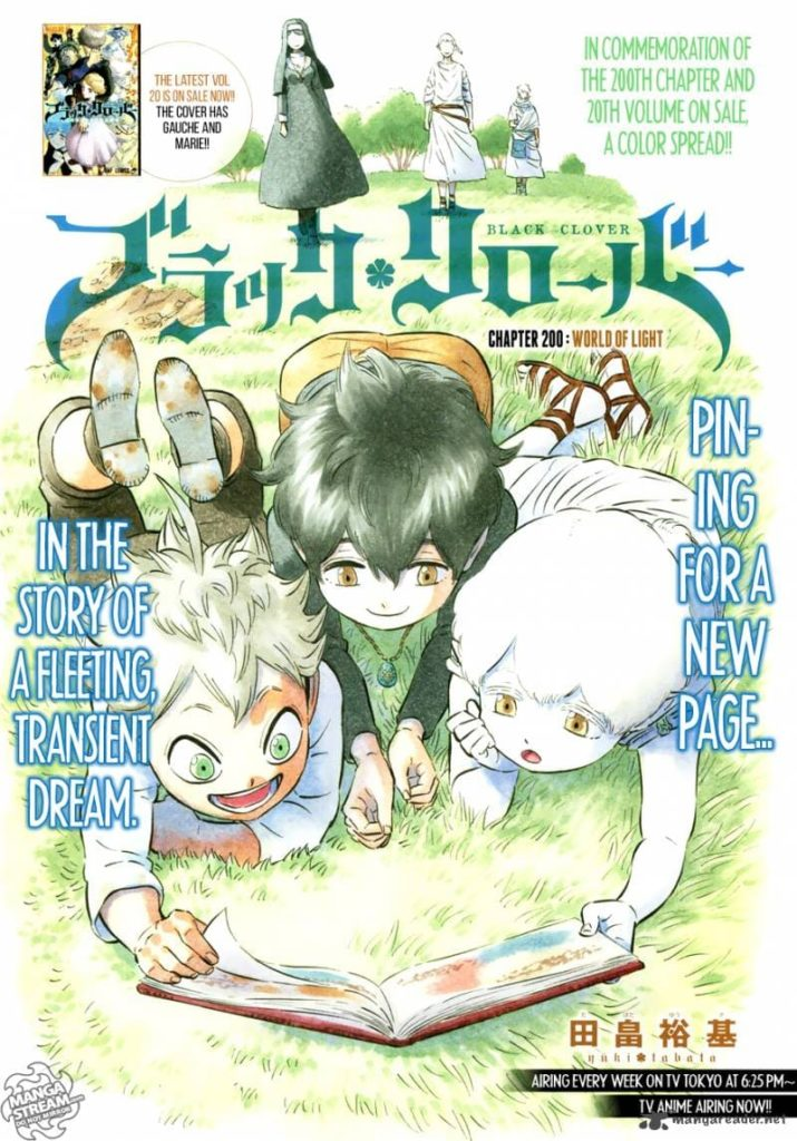 Black Clover Chapter 200 Summary And Review Adrionox