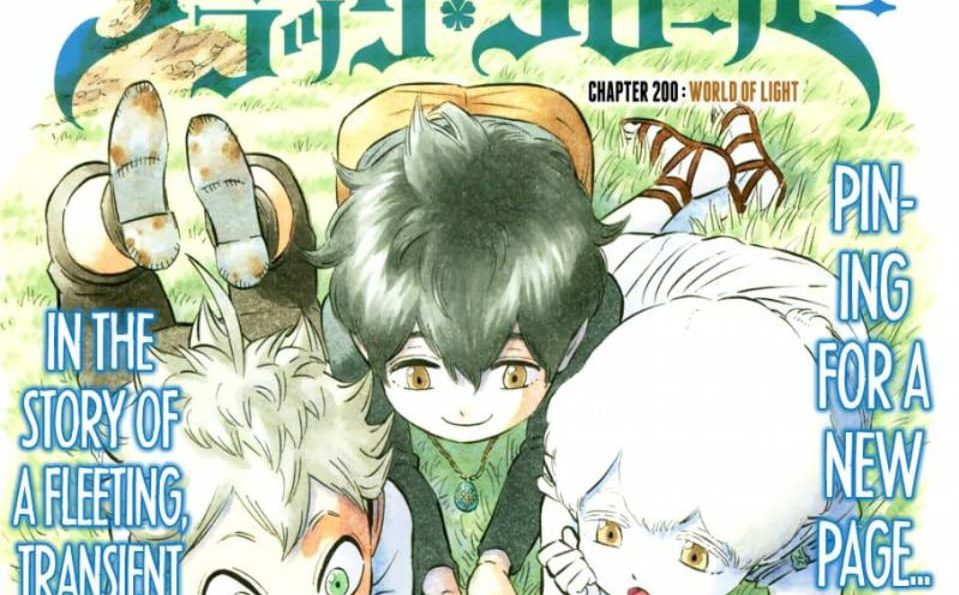 Black Clover Chapter 200 – Summary and Review