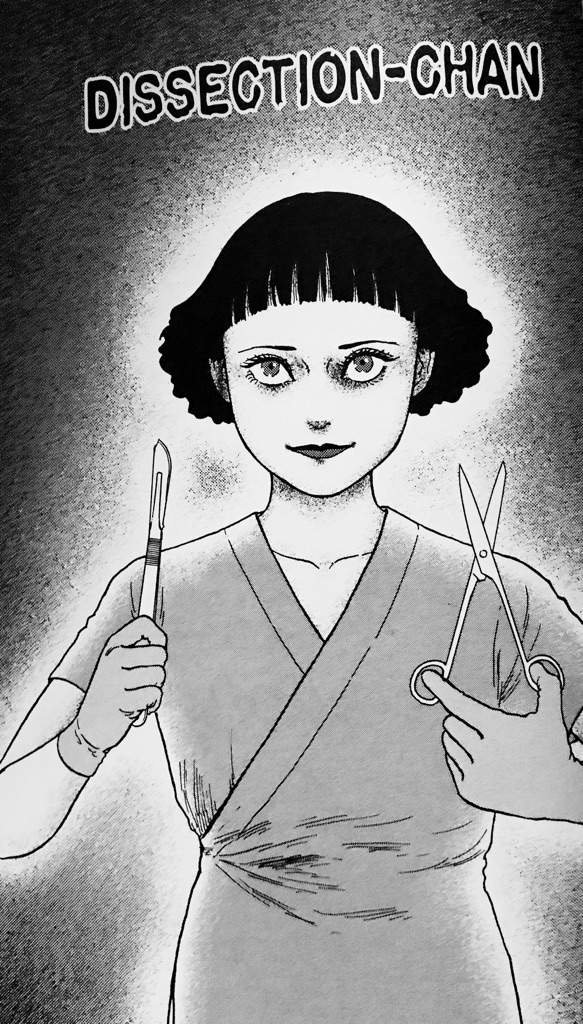 DISSECTION CHAN - Best Junji Ito