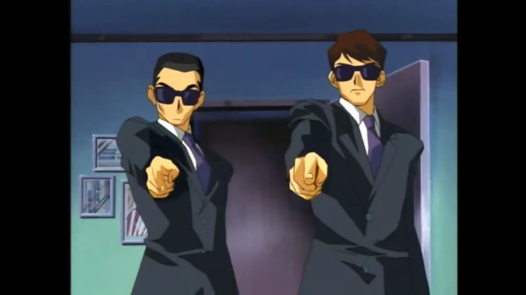 Watch out, they have invisible guns