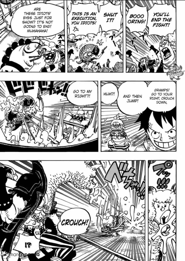One Piece Chapter 939 - Summary and Review - Image 3