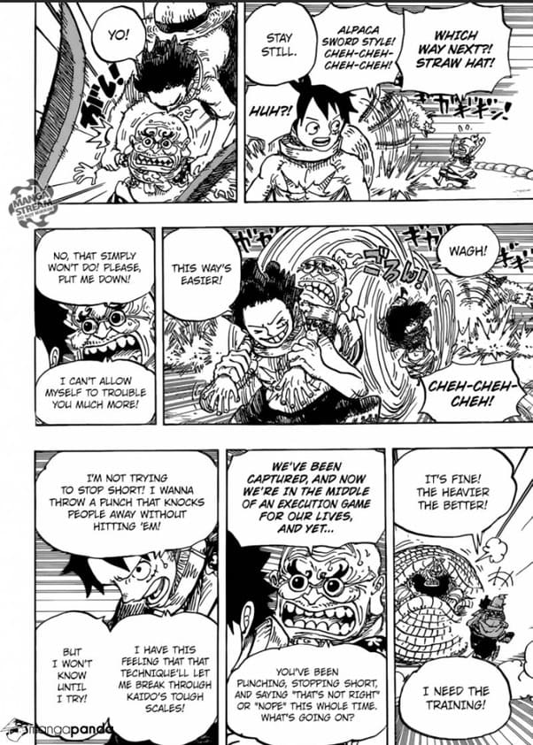 One Piece Chapter 939 - Summary and Review - Image 4