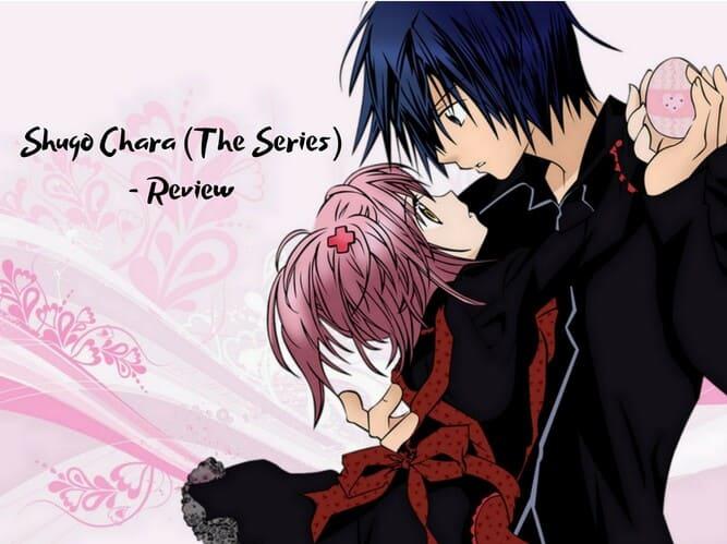 Shugo Chara (The Series) – Review