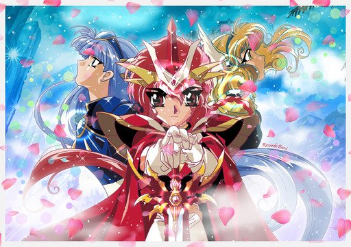 Magic Knight Rayearth (Season 1) – Review