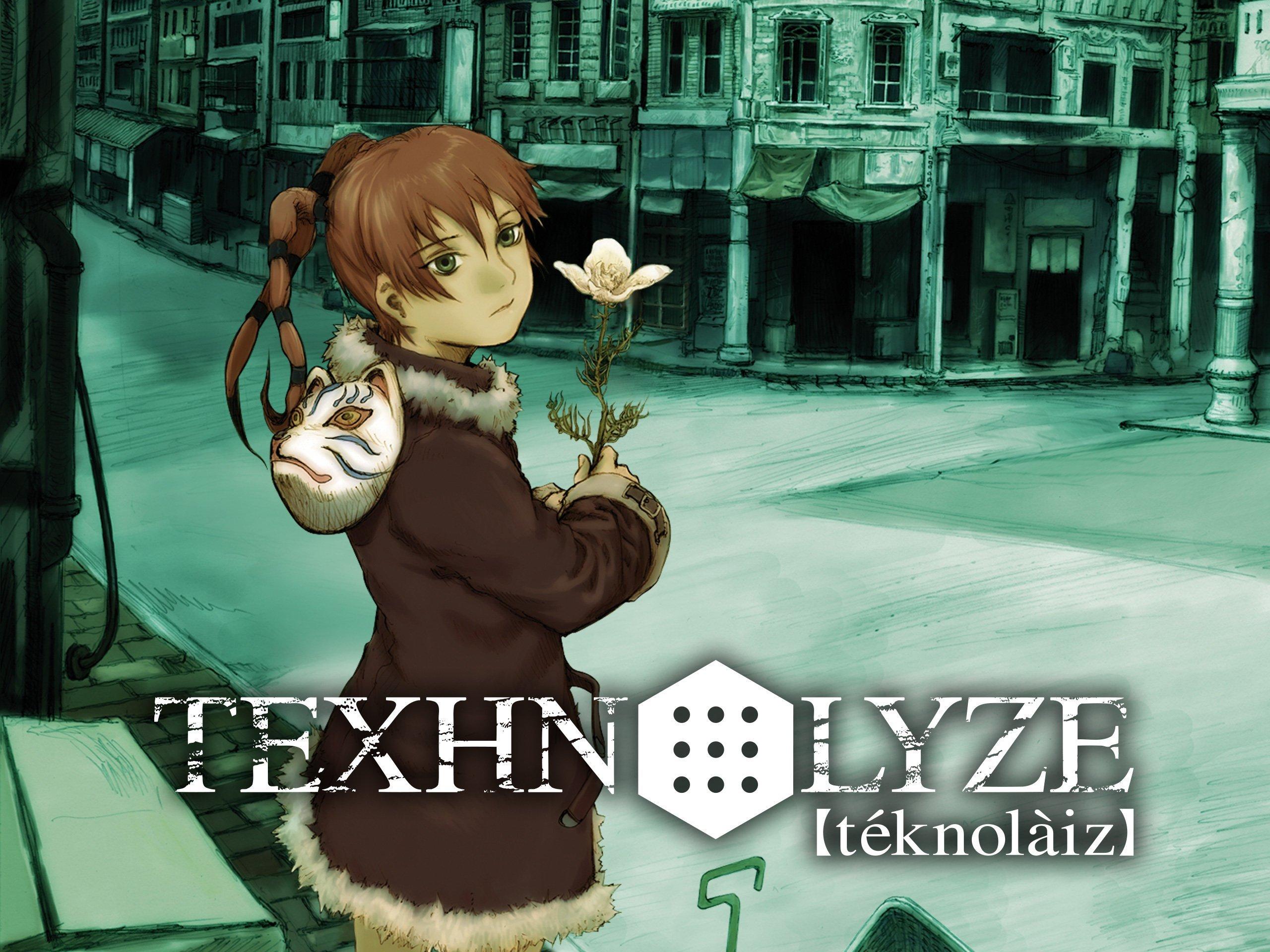 Texhnolyze: Chiaki Konaka's hidden masterpiece