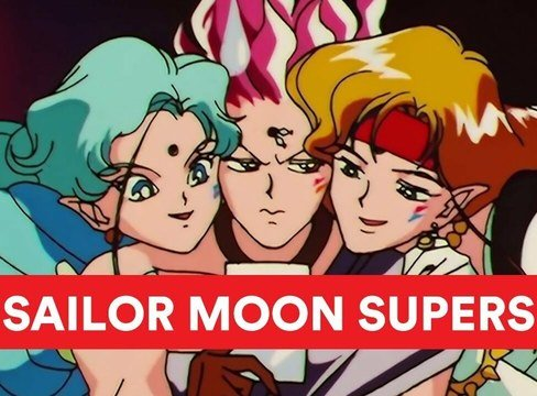 Sailor Moon SuperS (The Series) – Review