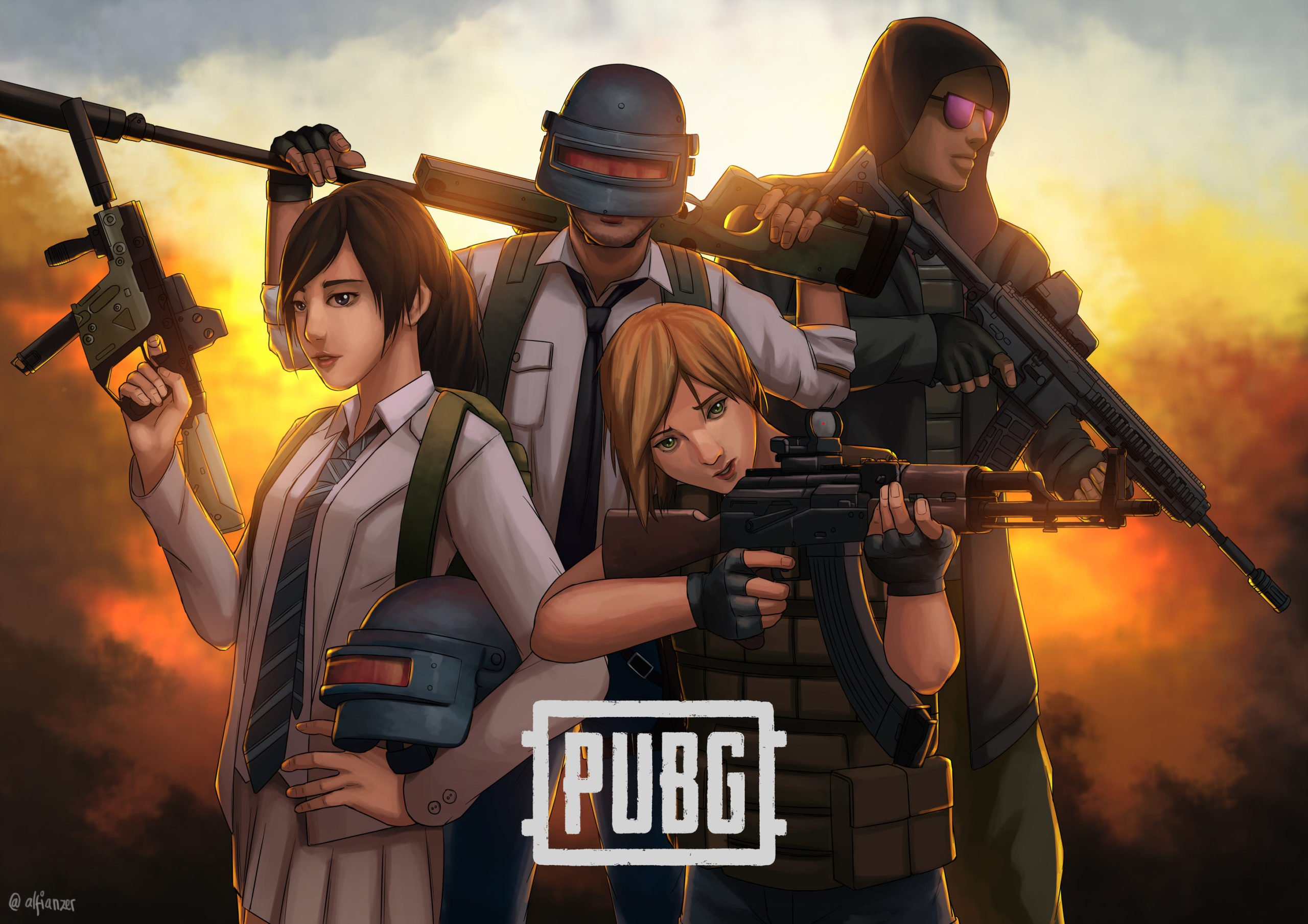 How to Distribute Squad Roles in PUBG? | PUBG Squad Roles For Pros