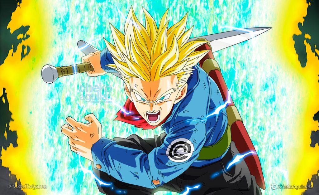 Super Saiyan Rage – How Future Trunks Achieved it?